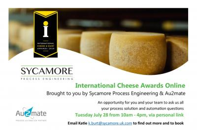 Introducing the International Cheese Awards online