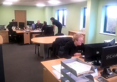Sycamore phase one office move